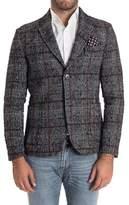 BOB Strollers Men's Grey Cotton Blazer.