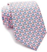 Tailorbyrd Owl Silk Tie