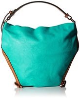 MG Collection Convertible Slouchy Hobo Shoulder Bag