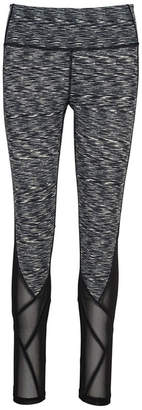 Therapy Mesh-Trimmed Leggings