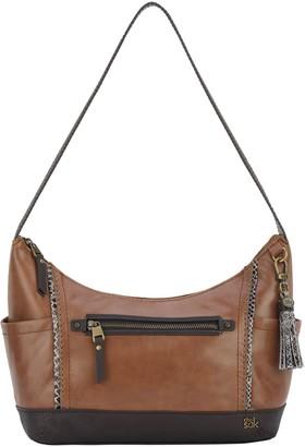 The Sak Kendra II Leather Hobo Handbag