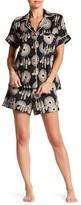 BedHead Dream Catcher Short Sleeve PJ 2-Piece Set
