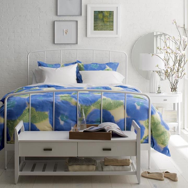 Marimekko Kehakukka Blue Full/Queen Duvet Cover