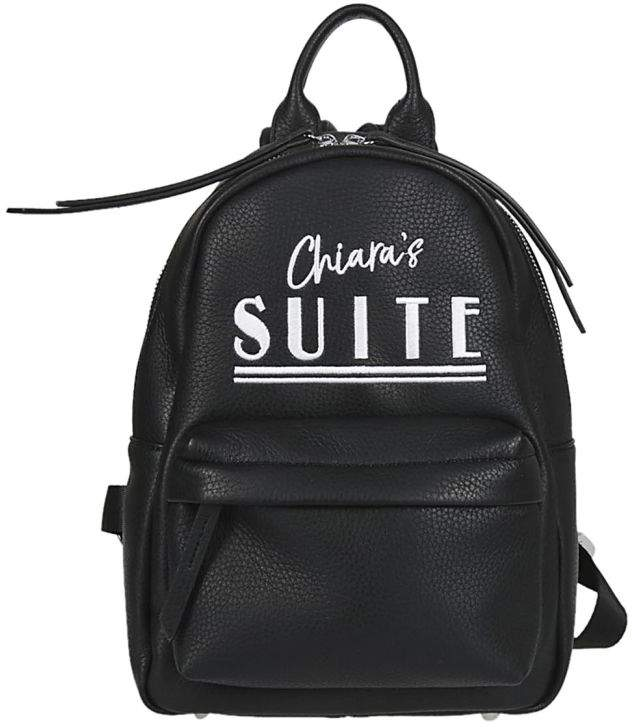 Chiara Ferragni Printed Backpack