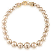 Carolee Union Square Single Row Necklace