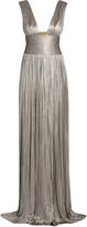 Maria Lucia Hohan Kadija silk-tulle pleated gown