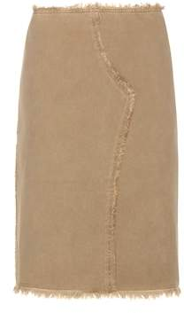 Vanessa Bruno Cotton skirt