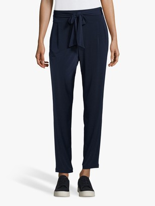 Betty Barclay Betty & Co. Jersey Tie Waist Trousers