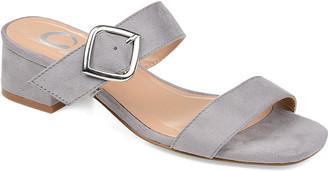 Santana Journey + Crew Women's Sandals Grey - Gray Slide - Women