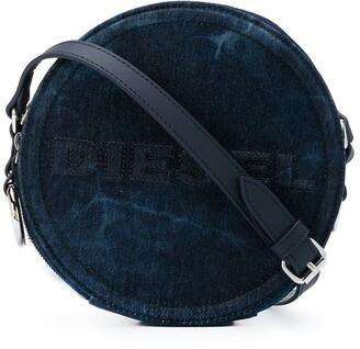 Diesel Circle Logo Body Bag