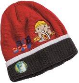 Bob the Builder Licensed Red & Black Beanie Hat