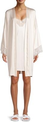 Hanro Irini Kimono Robe
