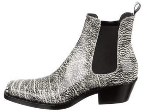 278da6a8560 Chris Western Leather Boots black Chris Western Leather Boots