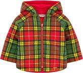 Junior Gaultier Waterproof padded coat