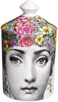 Fornasetti Flora Scented Candle With Lid