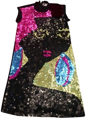 Lanvin Glitter Dress for Women