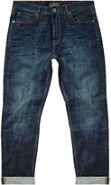 Howick Belmont Regular Fit Indigo Wash Jean