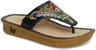 Alegria 'Vanessa' Thong Sandal