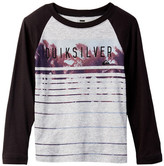 Quiksilver City Line Raglan Tee (Little Boys)