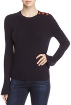 Tory Burch Kimberly Merino Wool Sweater