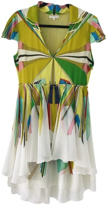 Jonathan Saunders Multicolour Silk Dresses