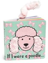 "Jellycat If I Were A Poodle"" Book"