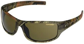 Tifosi Optics Bronx (Camo Frame Brown Lens) Sport Sunglasses