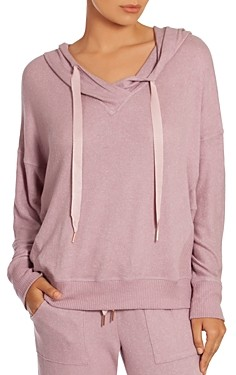 Midnight Bakery Hacci Knit Hooded Top