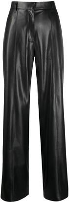 Nanushka Cleo wide-leg trousers