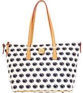 Dooney & Bourke NCAA Penn State University ZipTop Shopper