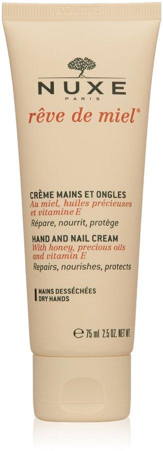 Nuxe Rêve de Miel Hand and Nail Cream, 2.5 oz., U-SC-2263