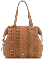 Brahmin Southcoast Knoxville Collection Delaney Woven Tote
