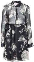 Giamba Printed Shirt Dress
