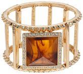 JLO by Jennifer Lopez Pyramid Multi Row Stretch Bracelet