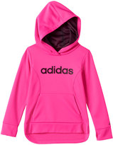 adidas Toddler Girl Droptail Fleece-Lined Pullover Hoodie