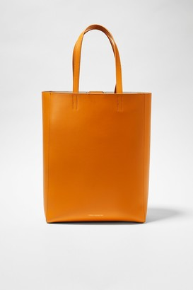 French Connenction Moa Large Recycled Leather Tote