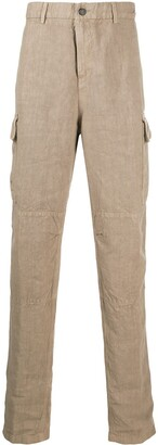 Eleventy Cargo-Pocket Chinos