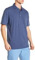 Peter Millar Seaside Wash Stripe Polo