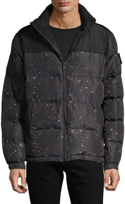Eleven Paris Niven Quilted Puffer