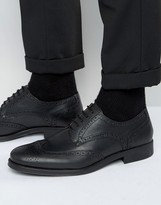 Selected Oliver Brogue Shoes