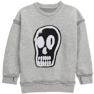 Nununu Dizzy Skull Sweatshirt