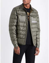 Billionaire Boys Club Overshirt Quilted Shell Jacket