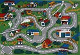 Fun Rugs Fun Time - Country Fun Kids Area Rugs - 8 x 11 ft.