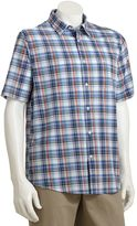 Dockers plaid casual button-down shirt - men