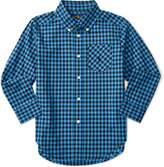 Ralph Lauren Plaid Cotton Pocket Shirt
