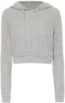 Alo Yoga Getaway cropped hoodie