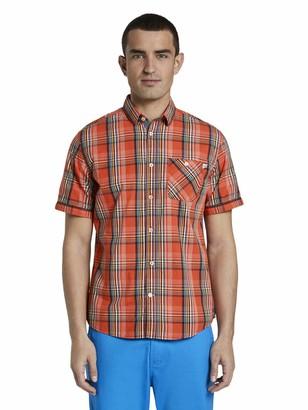 Tom Tailor Men's Ray Karo Shirt