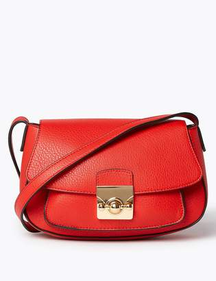 M&S CollectionMarks and Spencer Saddle Bag