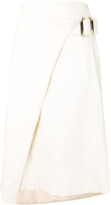 Rodebjer Habiba wrap skirt