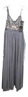 Needle & Thread Blue Lace Dresses